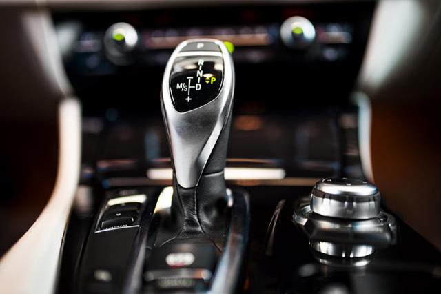 Automatikgetriebe-Spülung