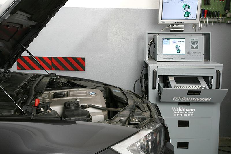 Fahrzeugdiagnose Aichach