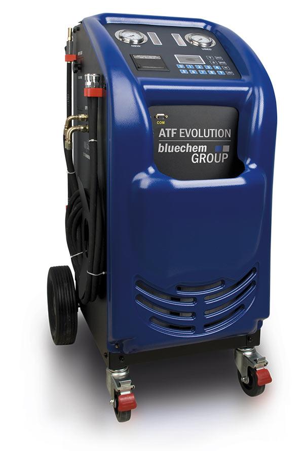 Getriebespülung ATF EVOLUTION