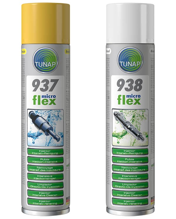 Injektor-Reiniger TUNAP 937+938